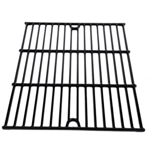 2 Pack Replacement Porcelain Cast Iron Cooking Grid for Tera Gear 1010007A, 13013007TG, Nexgrill 720-0719BL, 720-0773 and Phoenix KS10002 Gas Grill Models