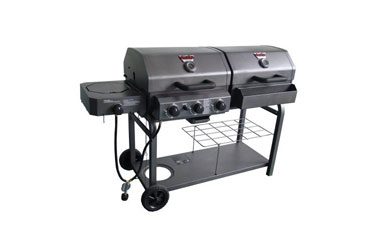 Char-griller 5252 Gas Grill Model
