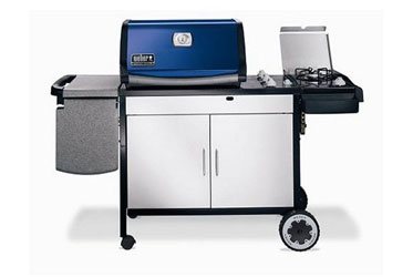 Weber 6831301 Genesis Silver C NG SWE Gas Grill Model