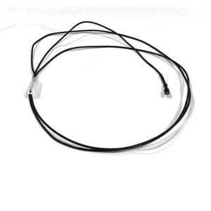 "Replacement Universal 47"" Heavy Gauge Igniter Wire w Female Square Connector"