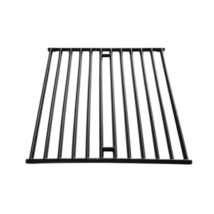 2 Pack Replacement Porcelain Cast Iron Cooking Grid for Broil King 945584, 945587, 94624, 94627, 94644 and Broil-Mate 1155-54, 1155-57, 115554, 115557 Gas Grill Models