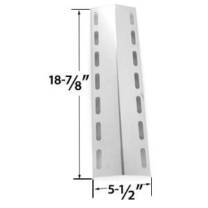 Replacement Stainless Steel Heat Plate for Nexgrill 720-0133, 720-0133-LP Gas Grill Models