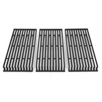 3 Pack Replacement Porcelain Cast Iron Cooking Grid for Fiesta FG500057-103, FG50057-703NG, FG50069, FG50069-U401, FG50069-U409, FG50069-U411, FGD50067-101, FGF50057 Gas Grill Models