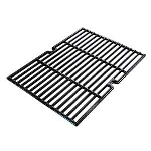 2 Pack Replacement Cast Iron Cooking Grids for Uniflame GBC750W-C, GBC750W, GBC750WNG-C, Thermos 461262407 and Master Forge GGP-2501 Gas Grill Models