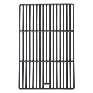 2 Pack Replacement Matte Cast Iron Cooking Grid for BBQ Grillware GSC2418, GSC2418N, 164826, 102056 and Perfect Flame 13133, 225152, 61701, 2518SL, SLG2007A Gas Grill Models