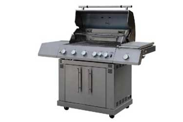 Master Forge Gas Grill Model L3218, Lowes item# 314075