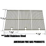 3 Pack Replacement Stainless Steel Cooking Grid for Charbroil 463268207, 463268806 and Presidents Choice GSS3220JS, GSS3220JSN Gas Grill Models