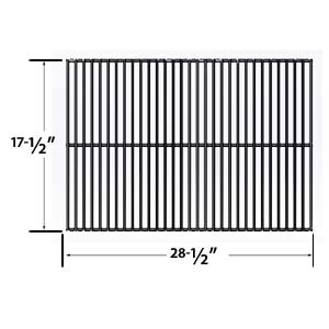 Replacement Porcelain Steel Wire Cooking Grid for Turbo 4-burner Gas Grill Models