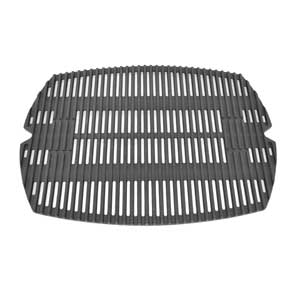 Replacement Cast Iron Cooking Grate for Weber 7583, Q200, Q220 Gas Grill Models